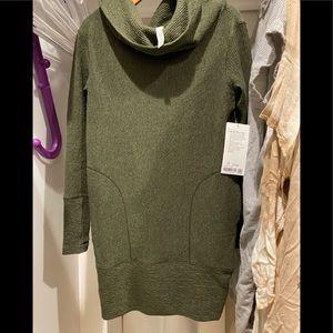 Xs sweatshirt pocket dress